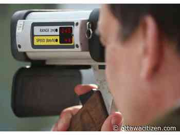 'Sporty little number' clocked at 163 km/h; more construction to plan around