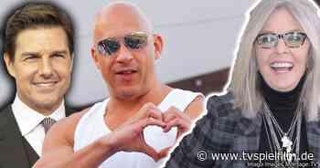 Vin Diesel, Diane Keaton und Co.: Das sind die echten Namen der Stars - TV Spielfilm
