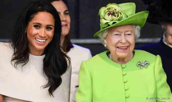 Rainha se sentiu 'traída' com declarações de Meghan sobre realeza - Portal PARAIBA.COM.BR - Paraiba.com.br