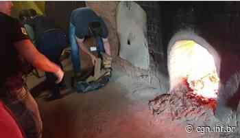 Polícia Civil incinera 700 kg de drogas em Realeza - CGN