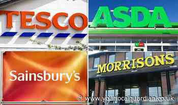Morrisons, Tesco, Asda and Sainsbury's update shopping rules