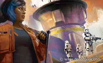 Link Tank: Star Wars Novelist Delilah Dawson Talks Snoke, Captain Phasma, and More - Den of Geek UK