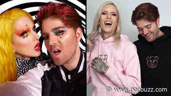 Jeffree Star's Killer Merch slammed after restocking Shane Dawson hoodies amid backlash - PopBuzz