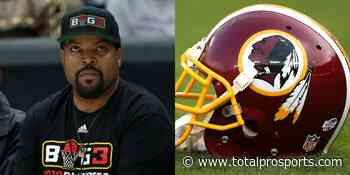 Ice Cube Provides New Name & Logo For Washington Redskins By Adding Donald Trump Into It (PIC) - Total Pro Sports