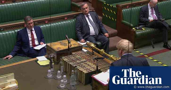 Boris Johnson refuses to apologise to care workers at PMQs