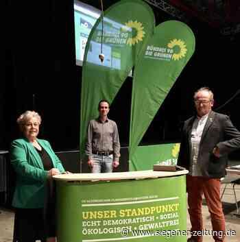 Kandidatenkür der Grünen: Neuhof und Gondorf wollen in den Landtag - Siegener Zeitung
