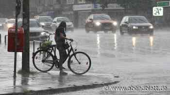 Regen und Wind: Aprilwetter im Juli – Hamburg leidet unter Jetstream-Delle