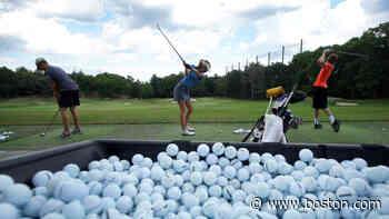 From Jayson Tatum to Tuukka Rask, Boston's pro athletes are flocking to this golf center in Natick