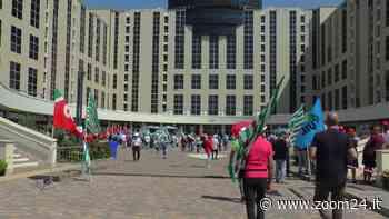 Sanità, sit-in dei sindacati alla Cittadella di Catanzaro, Cotticelli non li riceve - Zoom24.it
