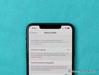 How to check the battery health of your iPhone, Mac and Apple Watch     - CNET