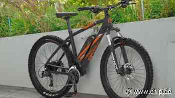 Ab heute im Angebot: Aldi liefert E-Mountainbike zum Tiefpreis - CHIP Online