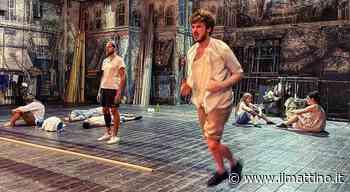 Napoli Teatro Festival Italia: c'è la prima di In Erba, progetto della Bellini Teatro... - Il Mattino