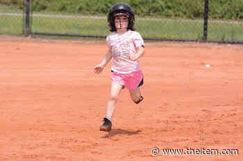 PHOTOS: First week of softball camp at Dillon Park - Sumter Item