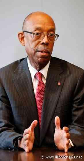 University of California system names 1st Black president - Bridge River Lillooet News
