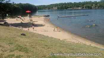 Swim advisory lifted at Gull Lake - My Muskoka Now