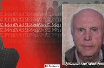 Würzburg: Senior spurlos verschwunden - wer kann helfen?