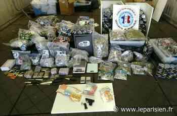 Ermont : 21 kg de cannabis saisis dans le quartier des Chênes - Le Parisien