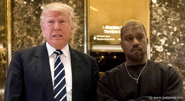 Kanye West Officially Separates Himself From Donald Trump, Confirms Presidential Run