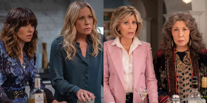 Fans Think 'Dead to Me' is a Prequel of 'Grace & Frankie' - Here's the Evidence!