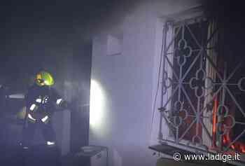 Casa in fiamme a Merano Il video dell'intervento dei vigili del fuoco - l'Adige - Quotidiano indipendente del Trentino Alto Adige