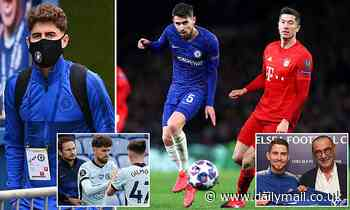 The case for and against Jorginho at Chelsea as he remains out of favour with Frank Lampard