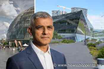 Sadiq Khan to have two offices if City Hall moves to Newham