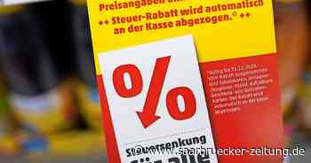 Wie lief die Mehrwertsteuer-Umstellung in Saarlouis und Merzig-Wadern? - Saarbrücker Zeitung