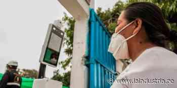Implementan medidores de temperatura en mercado estacionario de San Pedro de Lloc - La Industria.pe