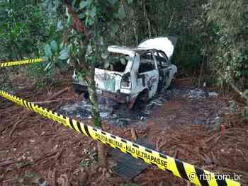 Gol furtado em Rio Bonito do Iguaçu é encontrado incendiado em Chopinzinho - RBJ