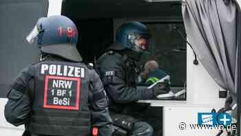 Einsatz in Winterberg: Spezialeinheit sichert Beweismaterial - Westfalenpost