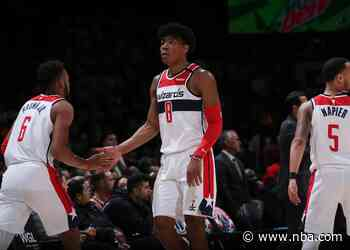 Storylines to watch as the Wizards arrive in Orlando