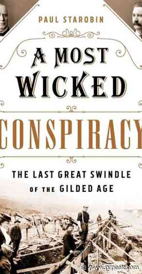 Review: 'Conspiracy' tells of gold rush and Gilded Age greed - Powell River Peak