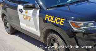 Weapon and drug charges laid after traffic stop in Listowel - My Stratford Now