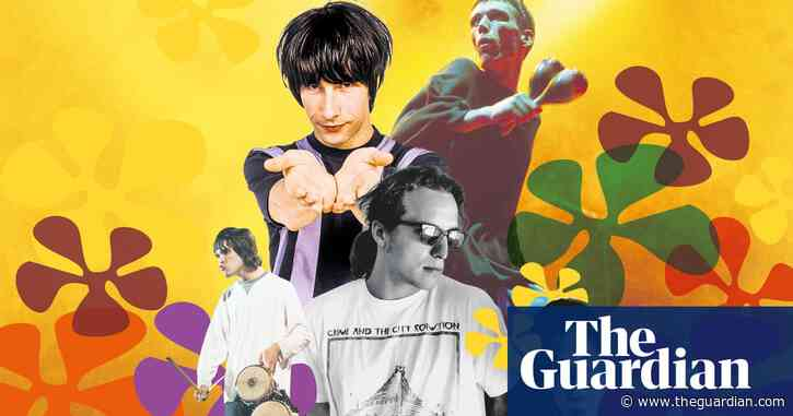 Twisting my melon, man! The baggy, brilliant indie-rave summer of 1990