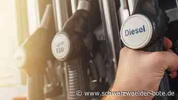 Kreis Rottweil: Im Landkreis bleibt der Diesel beliebt - Schwarzwälder Bote