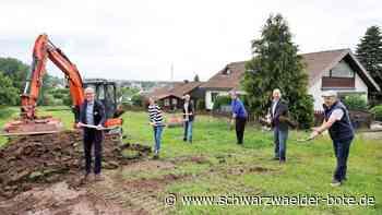 Rottweil: Startschuss für Brunnenäcker fällt - Schwarzwälder Bote