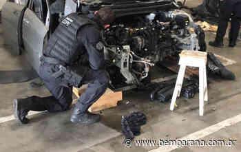 Polícia descobre desmanche clandestino e prende um em Pinhais - Bem Paraná