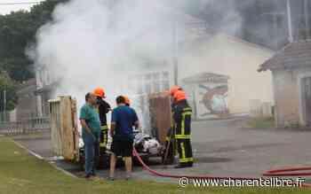 Claix: l'incendie ruine les projets des parents d'élèves - Charente Libre