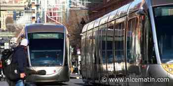 Pourquoi les bus et les trams s'arrêteront pendant une minute ce mercredi à 19h30 à Nice?