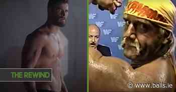 Chris Hemsworth Is Getting Bigger Than A God To Play Hulk Hogan - Balls.ie