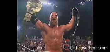 This Day in Wrestling History (7/6) – Bill Goldberg beats Hulk Hogan for WCW World Championship - The Overtimer
