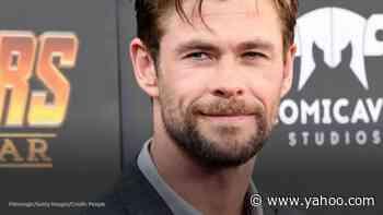 Chris Hemsworth teases 'insanely physical' transformation to play Hulk Hogan - Yahoo Entertainment
