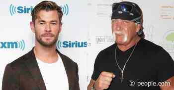 Chris Hemsworth Teases His 'Insanely Physical' Transformation to Play Hulk Hogan for New Movie - PEOPLE