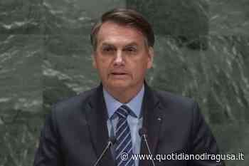 Brasile, Bolsonaro positivo al coronavirus - Quotidianodiragusa.it