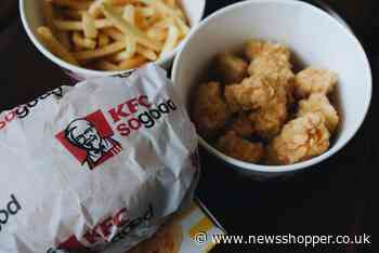 KFC offer customers the chance to win a year's supply