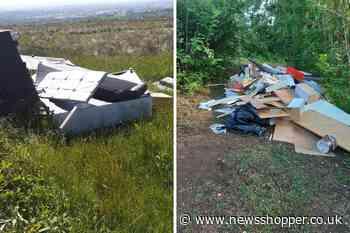 Woodland Trust warns of huge rise in littering in lockdown