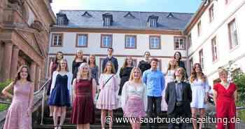 Abiturfeiern des Von der Leyen-Gymnasiums in Blieskastel - Saarbrücker Zeitung