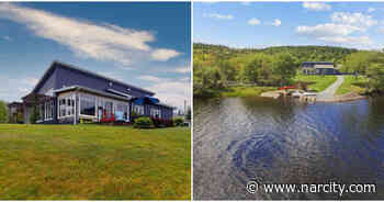 A House For Sale In Nova Scotia Comes With Its Own Private Island & It Only Costs $524K - Narcity