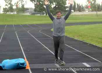 Knee injury impedes Matt Shepard's shot at Canadian record in the ultra marathon discipline - Sherwood Park News