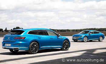 VW Arteon Facelift/Shooting Brake (2020): Video | autozeitung.de - Autozeitung